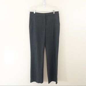 Max Mara black dot trousers pants